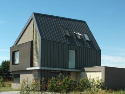 constructie berekening moderne woning